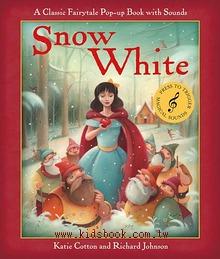 名家立體書 SNOW WHITE(白雪公主)立體+音效