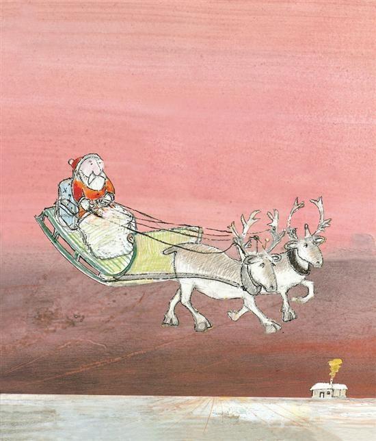內頁放大:哈維.史藍芬伯格的聖誕禮物(再版)