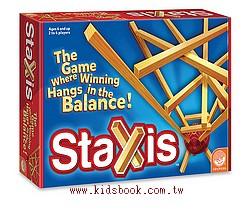 瘋狂建築師 桌上遊戲 Staxis