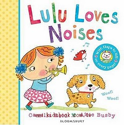 Lulu Loves Noises (硬頁翻翻書)79折