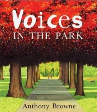 內頁放大:Voices IN THE PARK(當乃平遇上乃萍)平裝書+CD