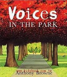 Voices IN THE PARK(當乃平遇上乃萍)平裝書+CD