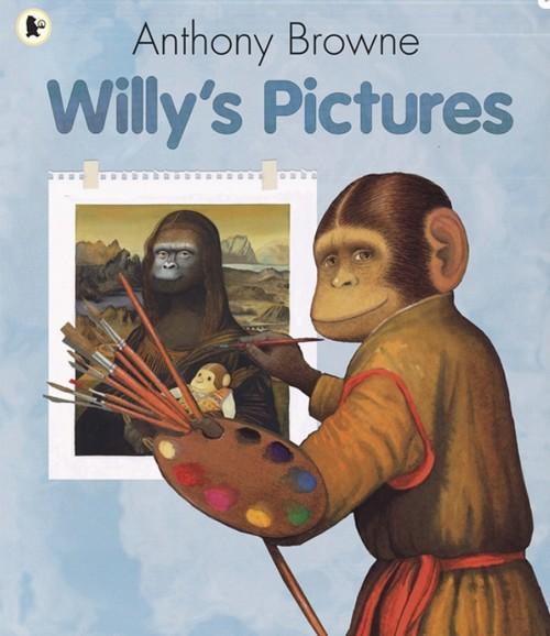 內頁放大:Willy,s Pictures(威利的畫)(單CD)