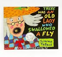 內頁放大:THERE WAS AN OLD LADY WHO SWALLOWED A FLY(平裝書)現貨:1