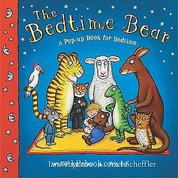 The Bedtime Bear 晚安操作書