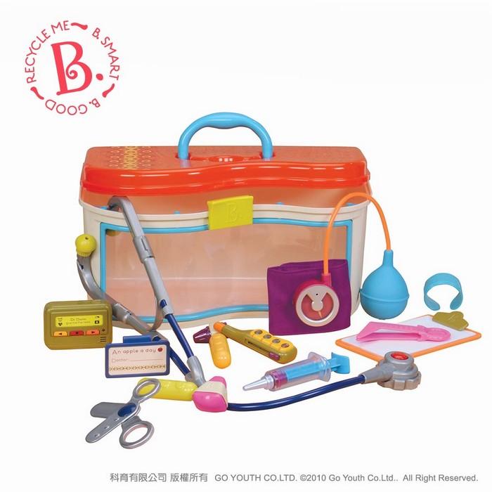 內頁放大:【B.Toys】達特醫生診療箱(79折)