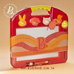 【B.Toys】塗黑黑磁繪板(79折)