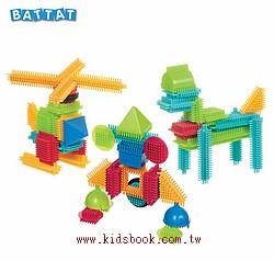 【B.Toys】BB鬃毛積木(79折)