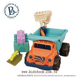 【B.Toys】沙子一卡車 BX1311Z(79折)