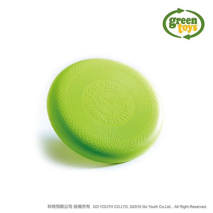 內頁放大:綠飛碟飛盤(85折)