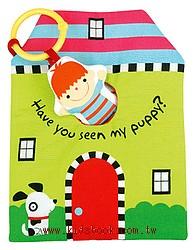 Have you seen my puppy?你有看到我的小狗嗎?