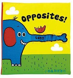 Opposites 有趣的相反詞(79折)