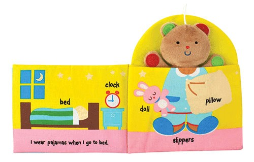 內頁放大:Teddy,s Busy Day泰迪的一天(79折)