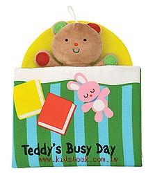 Teddy,s Busy Day泰迪的一天(79折)