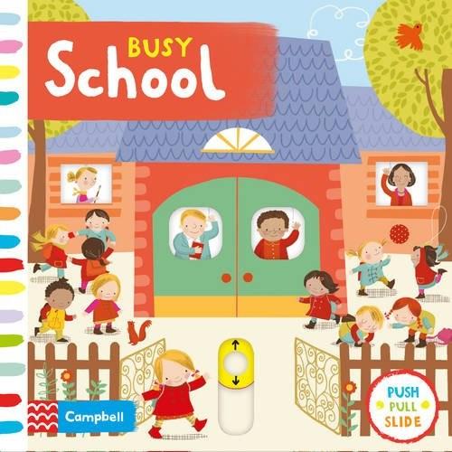 內頁放大:推、拉、轉硬頁操作書:BUSY SCHOOL
