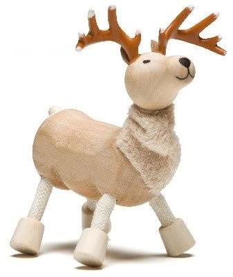 內頁放大:鹿:澳洲Anamalz有機楓木動物玩偶