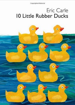 10 Little Rubber Ducks (10隻橡皮小鴨)硬頁書 (85折)