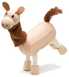 內頁放大:駱馬:澳洲Anamalz有機楓木動物玩偶