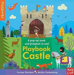 Playbook Castle(角色扮演立體遊戲書)