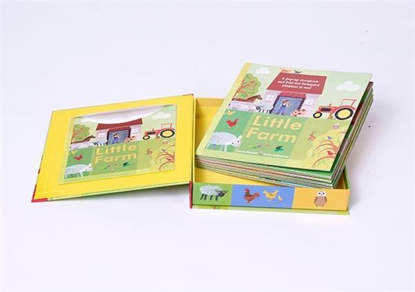 內頁放大:Playbook Farm(角色扮演立體遊戲書)