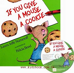 IF YOU GIEVE A MOUSE A COOKIE /單CD