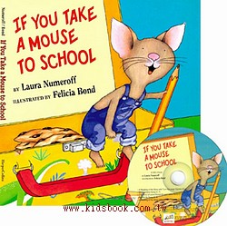 IF YOU TAKE A MOUSE TO SCHOOL /單CD