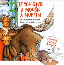 IF YOU GIVE A MOOSE A MUFFIN /單CD