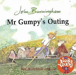 MR. GUMPY,S OUTING (和甘伯伯去遊河) /單CD