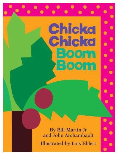 內頁放大:    CHICKA CHICKA BOOM BOOM /單CD