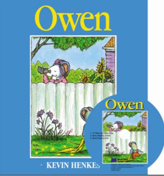 內頁放大:OWEN /單CD(阿文的小毯子)