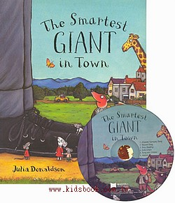 THE SMARTEST GIANT IN TOWN /單CD(最炫的巨人)