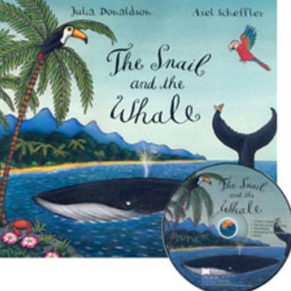 內頁放大:THE SNAIL AND THE WHALE /單CD(小海螺和大鯨魚)