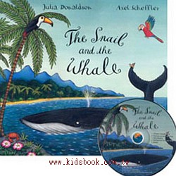 THE SNAIL AND THE WHALE /單CD(小海螺和大鯨魚)