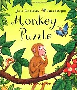 MONKEY PUZZLE /單CD(小猴子找媽媽)