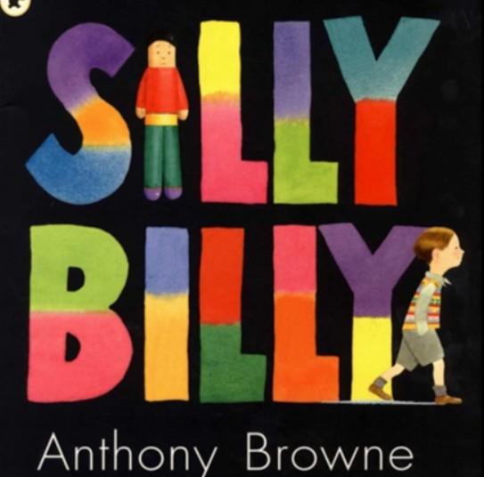 內頁放大:SILLY BILLY /單CD(傻比傻利)