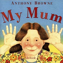 安東尼.布朗:MY MUM /單CD(我媽媽)