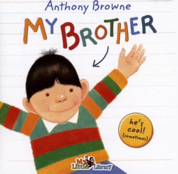 內頁放大:MY BROTHER /單CD(我哥哥)