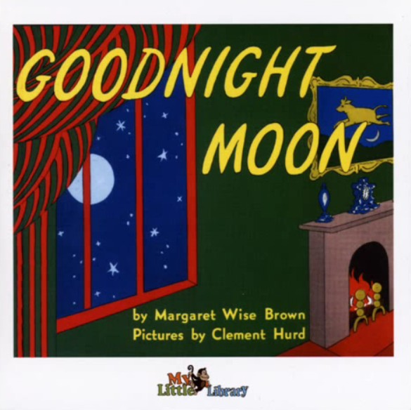 內頁放大:GOODNIGHT MOON /單CD(晚安,月亮)