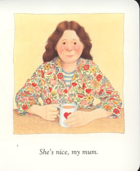 內頁放大:安東尼.布朗:My Mom(我媽媽)(平裝本)