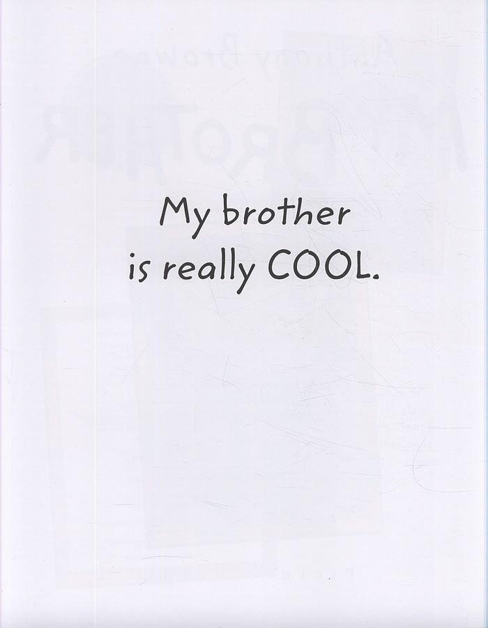 內頁放大:MY BROTHER(我哥哥)(平裝本)