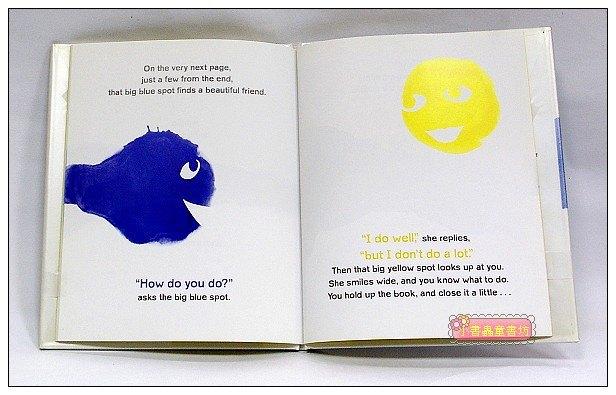 內頁放大:The Big Blue Spot