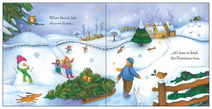 內頁放大:Musical Christmas (精裝硬頁音效書)79折