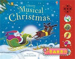 Musical Christmas (精裝硬頁音效書)79折