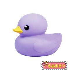 紫色小鴨 (單隻) (大) TOLO 正版授權生產(Rubber Duck)