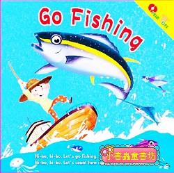 我是小漁夫 Go Fishing(加贈收納小布袋)