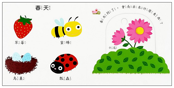 內頁放大:春夏秋冬 (79折)