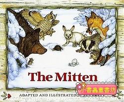 THE MITTEN(大開本硬頁書)
